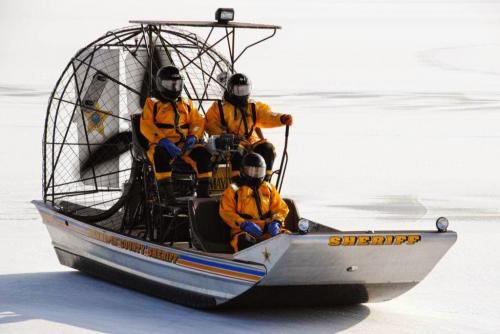 Airboat Training